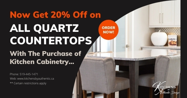 Quartz Kitchen Countertop Special