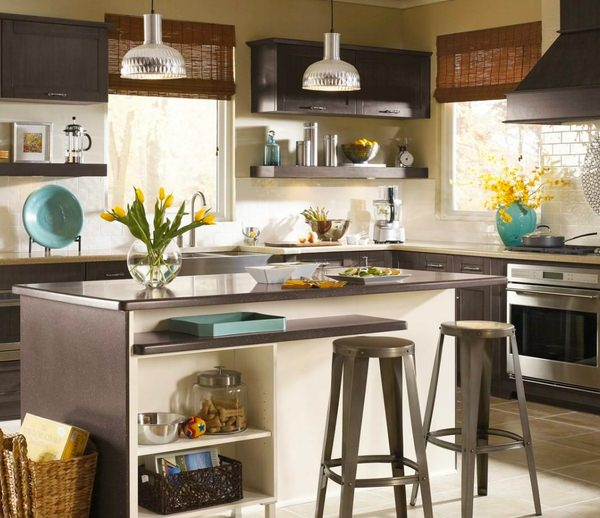 Example of stylish kitchen accessories